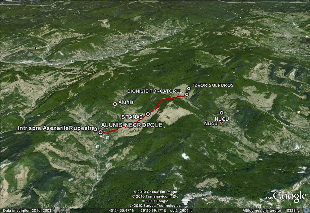 Track_Alunis_Poiana_Cozanei_Crucea_Spatarului_Chilia_lui_Dionisie_Torcatorul