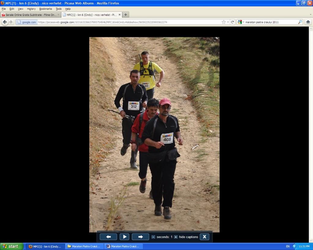 maraton piatra craiului 2